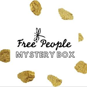 Free People Clothing Mystery Box